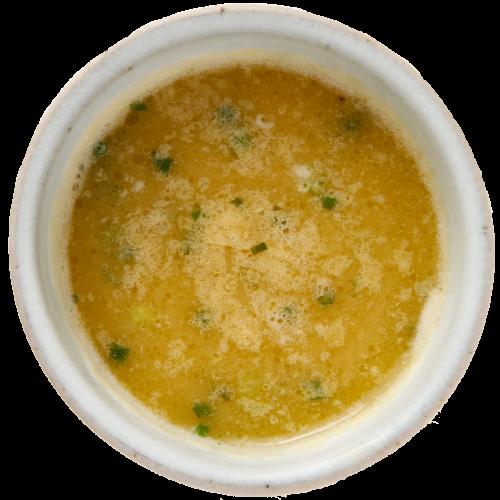 信玄鶏のコラーゲンスープ